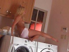 Der Jana Jordaniens die Spaß in Wasch