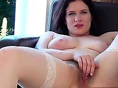 La esposa caliente del orgasmo extremado