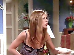 Jennifer Aniston Nipples Show from Friends