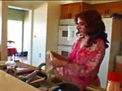 geil neuken in de keuken