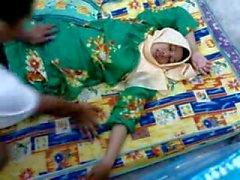 menina inocente indonésio