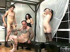 Бисексуальных Качели Стороной 02