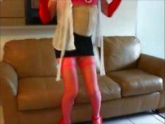 sissy stripper