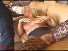 big boned milf mom with huge pussy takes huge black cock