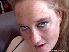 Super cute chubby amateur fucks her soaking wet pussy