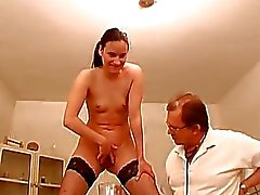 Piss Perverse gynecology