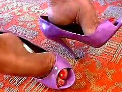 feticismo del piede matura milfs