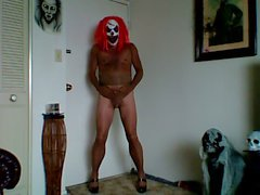 dementen Nylons Clown