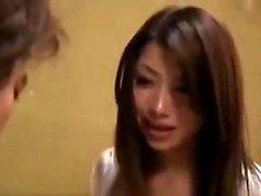 Babe japonaise salope aime la baise fétiche poilue