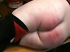 Crueles azotes con vara gran culo esclavo Natalja