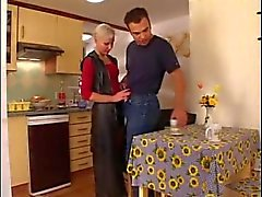 Neuken in de keuken
