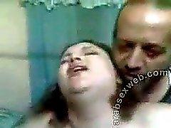Egipcio con una Caliente de Bbw