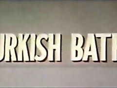 Alegre de 50 do vintage - Turkish Bath