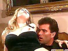 Oude stijl Italiaanse orgie met Moana & Rocco
