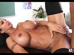 Big Tits Fit MILF Passeios Thick Student Cock Jóias Jade