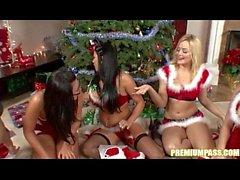 Audrey Bitoni - Troca do presente pela árvore de Natal!