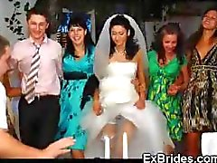 Real Naughty Brides !