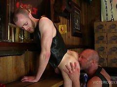 Ryan Notts Bareback y Razas de Chad a Brock