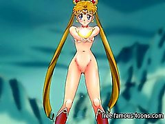 Sailormoon Usagi porn