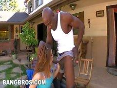 BANGBROS - Natasha Nizzan kanssa Mr. Wesley ja hänen kauhansa putkista (mc9182)