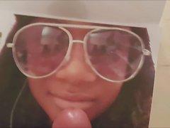 Enorma exotiska Ebony läpparna 1
