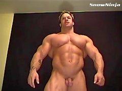 Брюс Patterson мышц Поклонение Вебкамера
