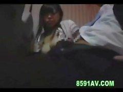 Dicke Titten Mädchen gefickt mit Amateur -Bus On