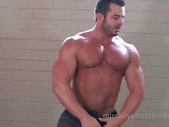 De derek Atlas Hardcore muscles que Dieu porno de