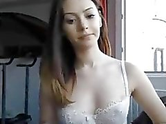 Really calda Webcam Teen ragazza mostra
