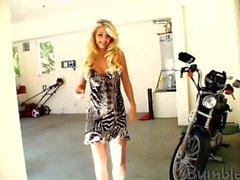 H & chambre la vidéo exclusives Jana Jordan - BubleGirls