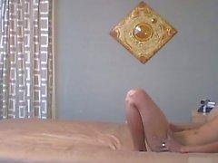 Gay Ханк очень хорош во Cock Су
