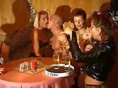 Austrian bi-orgy