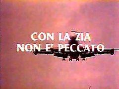 Con la Zia non e peccato - italiano Årgång