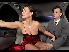 naughty-hotties net - Sexy Busty Milf Fuck in Limousine