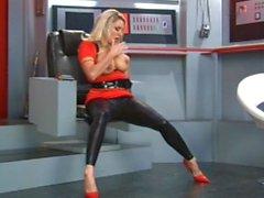 """Danni Harwood """"Star Trek"""" Spoof"""