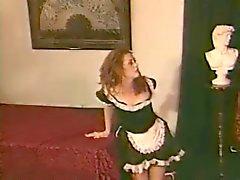 Хлои Николь - горничной По Spanking