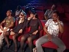 Suruba Kein Kino Porno Sex im Kino