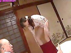 esposa japonesa a Nozomi n el padre - de Ley de 2 ( al MrBonham )