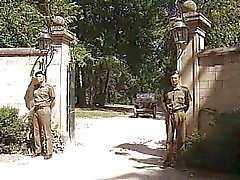 Lisa Crawford hafa Soldaten bumsen sie das Ehefrau Général