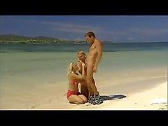 Stranded beach sex