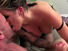 Jenna Roxx was fucked by biker