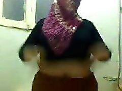 Bbw vet Arabisch op webcam