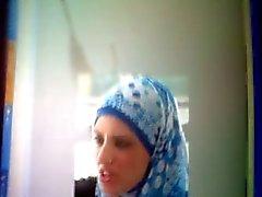 Ejaculação Tribute to árabe vagabunda Nasira