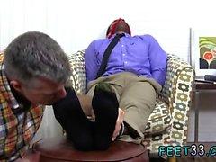 Gay bangladesch Füße Junge zum ersten Mal Chase LaChance gefesselt, G