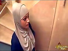 Arabische Maid Diep Ass Fucked