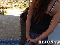 Gianna Michaels cop Del Brunette venga tirato su a di una cavità s