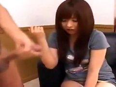 Amateur asiatique Donner la branlette les plus sensuels