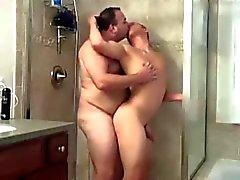 Divertimento no banho