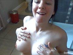 Camilla Is A Cumslut .. 22 Eyaculaciones, 1 Squirt & Cum Play - Enorme Compilación