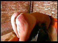 Vrouw Gevangenis Straf 5 xLx